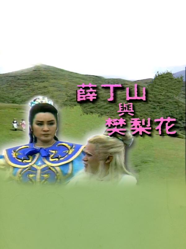 楊麗花歌仔戲-薛丁山與樊梨花